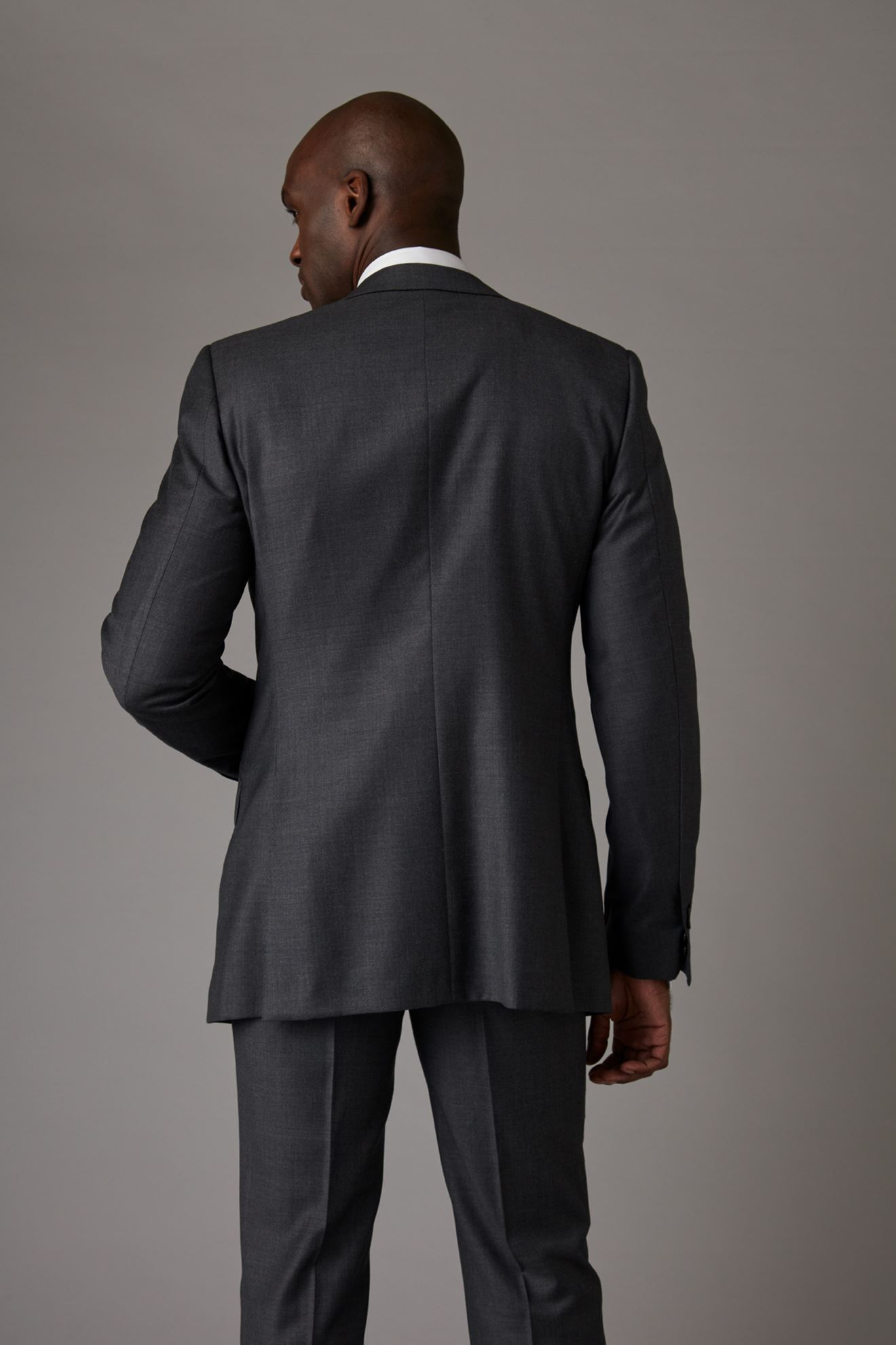 Picture of Charcoal Grey Two-Piece