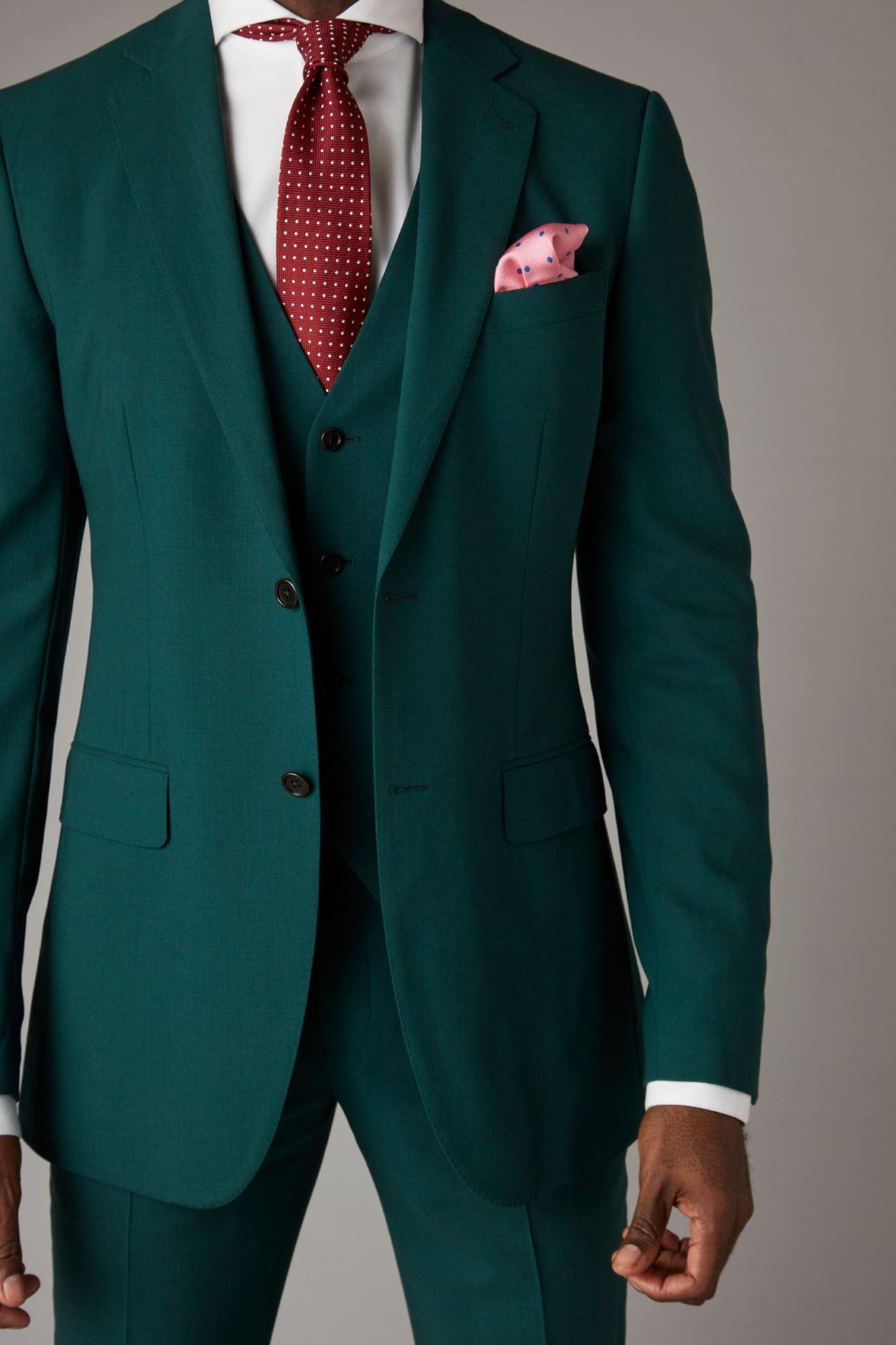Green Jacket Detail 2