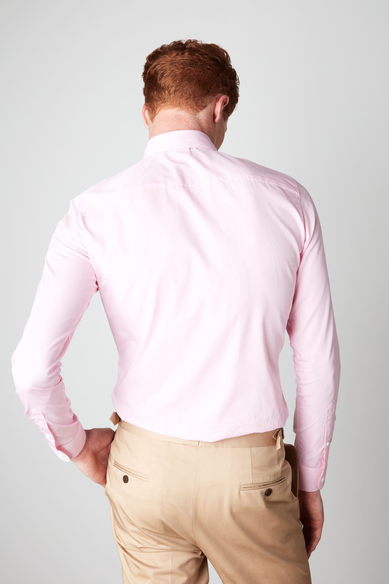 Picture of Pink Gingham Checked Shirt